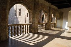 Castle interior balcony. Is it bad that I want this in my house?