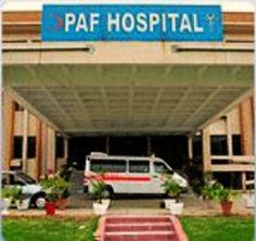 PAF Hospital, Lahore. (www.paktive.com/PAF-Hospital_319EA13.html)