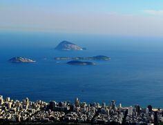 Arquipélago das Ilhas Cagarras, Rio