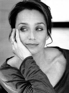 kristin scott thomas - so versatile and never seems to be up herself. She could probably help me with my French too