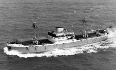 http://koopvaardij.blogspot.nl/2016/10/14-oktober-1954.html  PRINS WILLEM V Bouwjaar 1940, grt 1567 Eigenaar Maatschappij Zeetransport N.V. (Oranje Lijn), Rotterdam