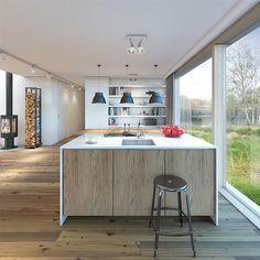 Proiecte gratis,Proiecte Case Parter Kitchen Island, Furniture, Home Decor, Design, Google, Interiors, Rock, Cabin, Living Room