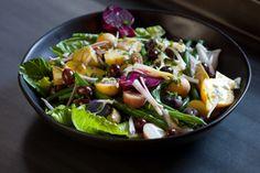 Baby Vegetable Nicoise Salad with Creamy Dressing & Tarragon
