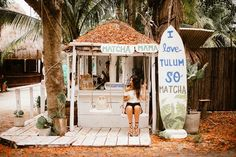 When I arrived in Tulum, I was expecting to like this little beach getaway but I never expected to fall in love with this place as much as I did. Just a two hour ride from Cancun airport, you will fin