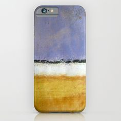 Check out society6curated.com for more! @society6 #abstract #abstraction #phone #case #phonecase #accessory #accessories #fashion #style #buy #shop #sale #cool #sweet #rad #awesome #fun #painting #rothko #blue #orange #white