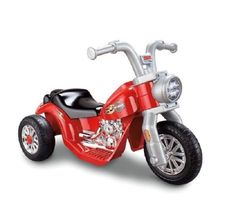 kids harley davidson motorcycle ride on power wheels battery operated toys boys