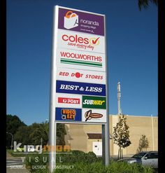 As Perth's premium signwriters, Kingman Visual specialises in crafting unique signage that stands out from the crowd. From design and manufacturing to Pylon Signage, Best And Less, Sign Writing, Signage Design, Houses, Signs, Shopping, Stall Signs