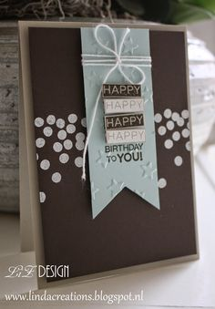 Amazing Birthday, Dotty Angles