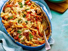 Try something a little different and bake your pork and fennel ragu pasta dish in one pot to create a gourmet, flavour-packed pasta bake recipe the kids and adults will all love.