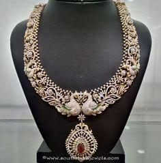 Peacock Diamond Long Haram