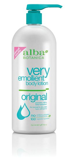 Alba Botanica Very Emollient, Original Body Lotion, 32 Ounce >> You will love this! More info here : Body Care