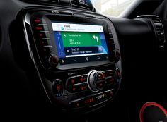 Автомобили KIA в России получили поддержку Android Auto и Apple CarPlay
