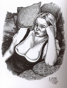 R. Crumb is one of the pioneers of the underground comix movement, and undoubtedly one of the breakout stars of that scene (along with Harvey Pekar, Crumb has a feature film documenting his life).
