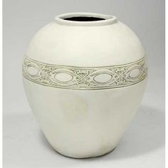 Large Fat Vase with decorative design work on the side simple yet elegant looking. Made of durable fiberglass and designed for outdoor weather year round several finishes available. Large Garden Planters, Decorative Mouldings, Famous Architects, Large Plants, Fat, Antiques, Larger, Weather, Beautiful