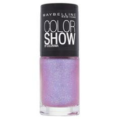 Maybelline Nail Polish Color Show Tutti Frutti