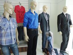 Vitrine da Semana Homme: 15/11/2012 a 21/11/2012 l Azul - O tom da Vez