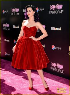 Katy Perry @ 2012 'Part of Me 3D' Premiere