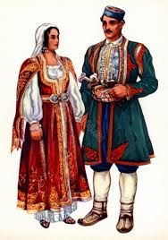 Image result for traditional greek clothing