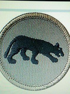 Panther Patrol Emblem