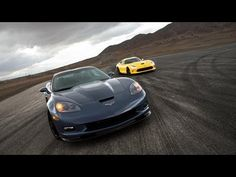 Burnout Super Test, Part 7: 2012 Chevy Corvette ZR1 vs. 2013 SRT Viper