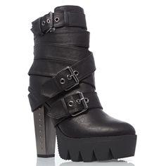 fae96b0d388 V-Luxury Womens 12-VANITA01 Closed Toe High Heel Platform Ankle Bootie Shoes