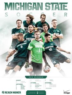 Michigan State Soccer Michigan State Soccer 74842a1567