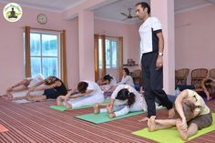 Yoga - Ayurveda Teachers Trainers Rishikesh, India Yoga TTC and Ayurveda courses provided by Ayur Yoga School are imparted by professional and experienced yoga and Ayurveda professionals from Rishikesh, India. http://ayuskamaayuryogaschool.com/yoga-teachers-trainers-rishikesh.html
