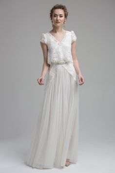 London based designer label that offers a unique selection of feminine bridal and womenswear pieces from Katya Shehurina