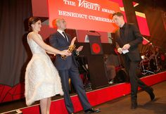Benedict + Keira + Mark: Moet British Independent Film Awards 2014