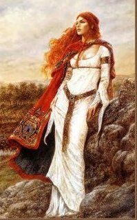 Irish Goddess Of Beauty | branwyn daughter of llyr is a daughter of llyr and penarddun known