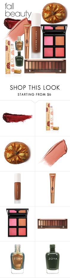 """""""bunny-approved beauty"""" by addie-gingold ❤ liked on Polyvore featuring beauty, By Terry, Hourglass Cosmetics, Puma, Charlotte Tilbury, Charlotte Russe, Urban Decay and Zoya"""