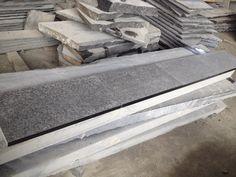 G684 Granite Flamed Finished Edge Polished Supplier