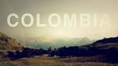 Descubre lo mágico de #Colombia en este hermoso vídeo https://vimeo.com/71319358