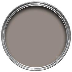 Farrow & Ball Charleston Gray paint the fireplace wall Grey Paint Colors, Room Paint Colors, Paint Colors For Home, Accent Colors, Wall Colors, Gray Paint, Farrow Ball, Farrow And Ball Paint, Accent Walls In Living Room