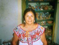 Portrait of Josefina Aguilar