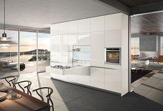 Board Kitchen by Pietro Arosio for Snaidero modern design