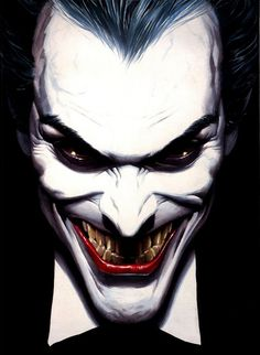 The Joker. (Alex Ross.)