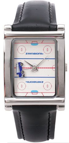 ZAMBONI WATCH #hockey