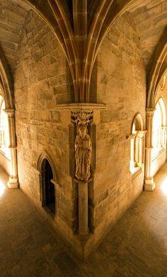 The Gothic Cloisters architecture unique arts