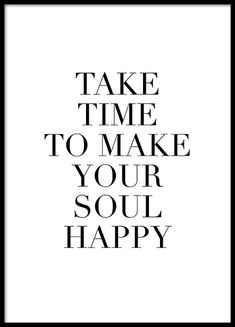 Make Your Soul Happy Poster – Make Your Soul Happy Poster – – Room – Bilder Motivacional Quotes, Love Quotes, Inspirational Quotes, Desenio Posters, Motivation Poster, Wallpaper Fofos, Image Deco, Your Soul, Poster Making