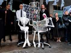 Protesters demand newspapers 'tell the truth' and make climate change 'top editorial issue'