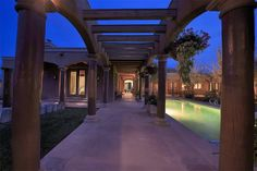 View this luxury home located at 137 Thundercloud Road Santa Fe, New Mexico