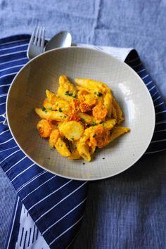 BLW Rezept: One Pot Pasta mit Gemüse