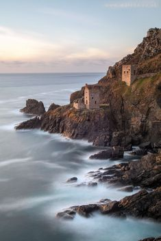 Botallack Mines, Cornwall | England