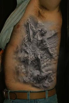 The most important thing about 3D tattoos design is their realistic appeal, which greatly depends upon the expertise of the designer who creates them. - Part 11