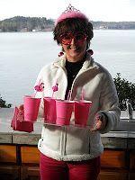 Triple P's....Pink Panty Pulldowns!