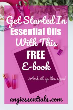 Want to try essential oils, but overwhelmed but the amount of information out there? Let us help!  This FREE E-Book profiles 11 popular essential oils, their uses and benefits.