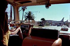 Joel Meyerowitz Los Angeles Airport, California 1976