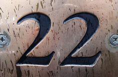 Ο αριθμός 22 είναι δύο φορές ο αριθμός 2. Σημαίνει πως η δύναμη του αριθμού 2 διπλασιάζεται. Ο αριθμός 2 είναι αυτός που αντιπροσωπεύει τον σκοπό της