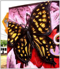 Austin Mural - East Austin by Gotta_Run :-) on Flickr.